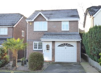 Thumbnail 3 bed detached house to rent in Campbell Close, Walshaw