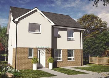 Thumbnail 4 bed property for sale in Kirn Gardens, Gourock