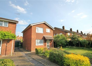 Thumbnail 3 bed detached house for sale in Amis Avenue, West Ewell, Epsom