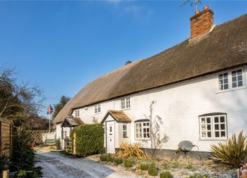 Thumbnail 2 bed terraced house for sale in East Grafton, Marlborough, Wiltshire