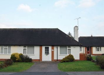 Thumbnail 2 bed semi-detached bungalow for sale in Cross Road, Albrighton, Wolverhampton