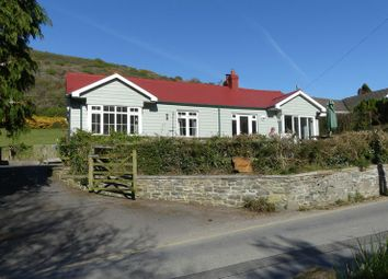 Thumbnail 3 bed detached bungalow for sale in Tresaith, Cardigan