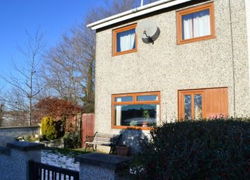 Thumbnail 3 bed semi-detached house to rent in 15 Shieldaig Road, Forres