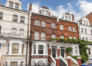 Thumbnail 3 bed flat for sale in Avonmore Road, London