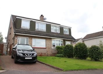 Thumbnail 3 bed semi-detached house to rent in Dalcraig Crescent, Blantyre, Glasgow