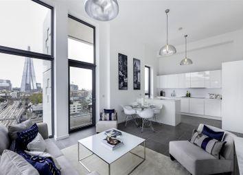 Thumbnail 2 bedroom flat for sale in Rosler Building, Ewer Street, London Bridge, London