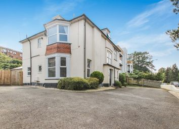 Thumbnail 3 bed flat for sale in Surrey Road, Westbourne, Bournemouth