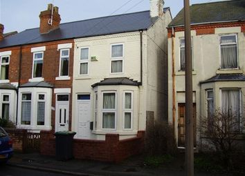 Thumbnail 1 bedroom terraced house to rent in Attic Room, Humber Rd South, Beeston