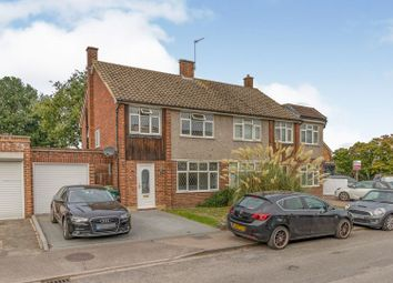 Thumbnail 3 bed semi-detached house for sale in Maxwell Road, Ashford