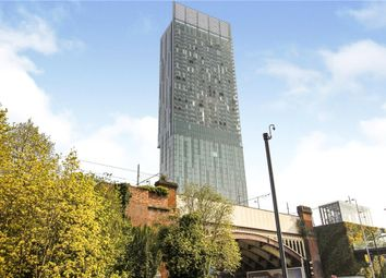 Thumbnail 1 bed flat for sale in Deansgate, Manchester