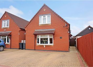 Thumbnail 3 bed property for sale in Molyneux Drive, Sileby