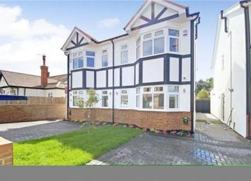 Thumbnail 3 bed semi-detached house for sale in Hawthorne Avenue, Eastcote, Ruislip