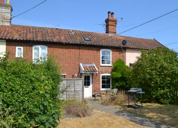 Thumbnail 2 bed terraced house to rent in Jays Green, Harleston, Norfolk