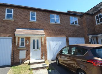 Thumbnail 2 bedroom property to rent in Bates Close, Loughborough