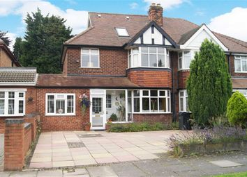 Thumbnail 4 bedroom semi-detached house for sale in Ventnor Avenue, Hodge Hill, Birmingham