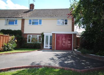 Thumbnail 4 bed semi-detached house for sale in Elm Road, Chelmsford, Essex
