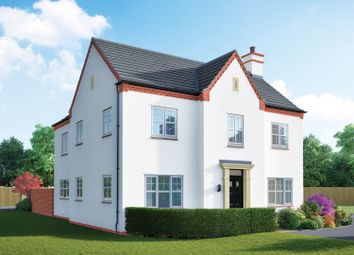 Thumbnail 4 bed detached house for sale in The Winster, Greenlakes Rise, Houghton Conquest