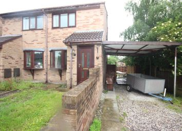 Thumbnail 2 bedroom semi-detached house to rent in Farm Close, Buckley