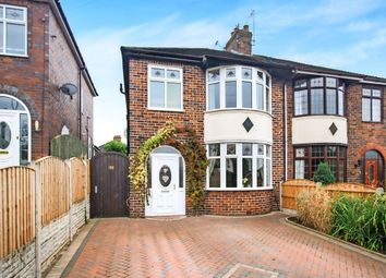 Thumbnail 3 bed semi-detached house for sale in Wilson Road, Hanford, Stoke-On-Trent ST44Qf