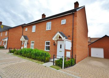 Thumbnail 3 bed semi-detached house for sale in The Avenue, Didcot