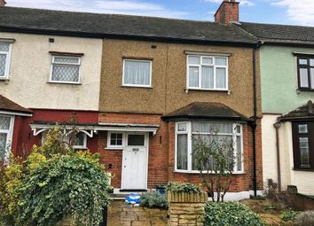 Thumbnail 3 bed terraced house for sale in Cranley Drive, Ilford, Essex