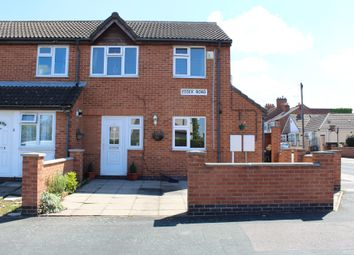 3 bed town house for sale in Essex Road, Northfields, Leicester LE4