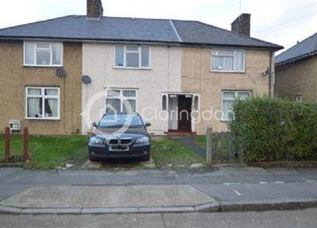 Thumbnail 2 bedroom property for sale in Cornworthy Road, Dagenham
