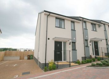 Thumbnail 2 bed end terrace house for sale in Ambleside Place, Estover, Plymouth