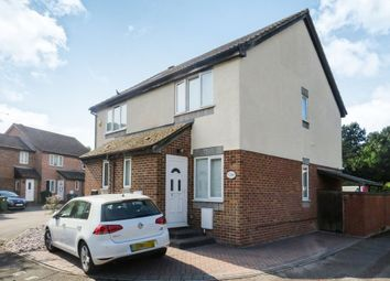 Thumbnail 2 bed semi-detached house for sale in Brunel Road, Southampton