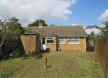 Thumbnail 2 bed semi-detached bungalow for sale in March Road, Coates, Whittlesey, Peterborough