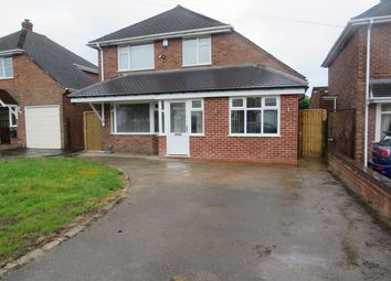 Thumbnail 3 bed detached house to rent in Birch Croft Road, Sutton Coldfield