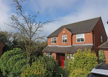 Thumbnail 4 bed detached house for sale in Moor Croft, Rugeley, Staffordshire
