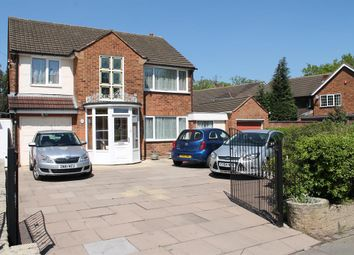 Thumbnail 3 bed detached house for sale in Friary Road, Handsworth Wood, Birmingham
