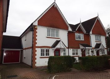 Thumbnail 2 bed property to rent in Furze Close, Horley