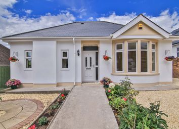 Thumbnail 4 bedroom detached bungalow for sale in Manor Rise, Whitchurch, Cardiff