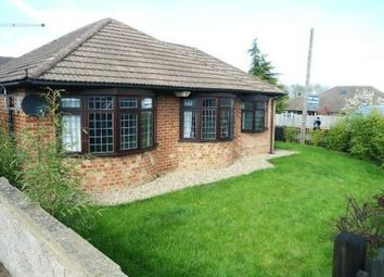 Thumbnail 2 bed bungalow to rent in Beech Grove, Boothville, Northampton