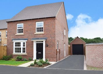 "Thumbnail 3 bed detached house for sale in ""Burghley"" at Harbury Lane, Heathcote, Warwick"