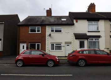 Thumbnail 2 bed property to rent in Crescent Road, Hugglescote, Coalville