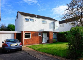 Thumbnail 4 bed detached house for sale in Laurels Close, St. Neots