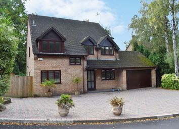 5 bed detached house for sale in Whitfield Park, Ashley Heath, Ringwood BH24