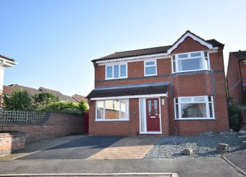 Thumbnail 4 bed property for sale in Osprey Close, Sleaford