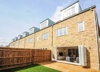 Thumbnail 4 bed end terrace house for sale in Firstway, London