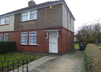 Thumbnail 2 bed semi-detached house for sale in Tang Hall Lane, York
