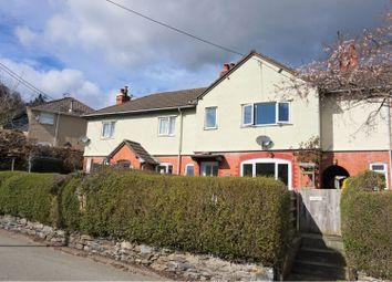 Thumbnail 3 bed terraced house for sale in Erw Wladys, Glyn Ceiriog