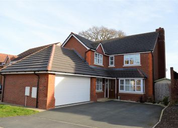 Thumbnail 4 bed detached house for sale in Cae Onan, Morda, Oswestry