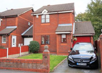 Thumbnail 3 bed link-detached house for sale in Hooten Lane, Leigh