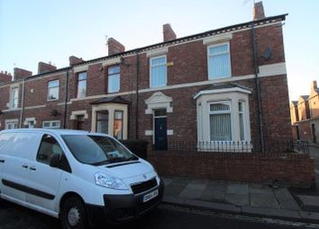 Thumbnail 4 bedroom end terrace house for sale in Coomassie Road, Blyth