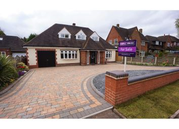 Thumbnail 4 bed detached house for sale in Jordan Road, Sutton Coldfield