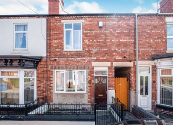 Thumbnail 2 bed terraced house for sale in Victoria Road, Worksop