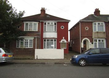 Thumbnail 3 bed semi-detached house to rent in Elson Road, Gosport